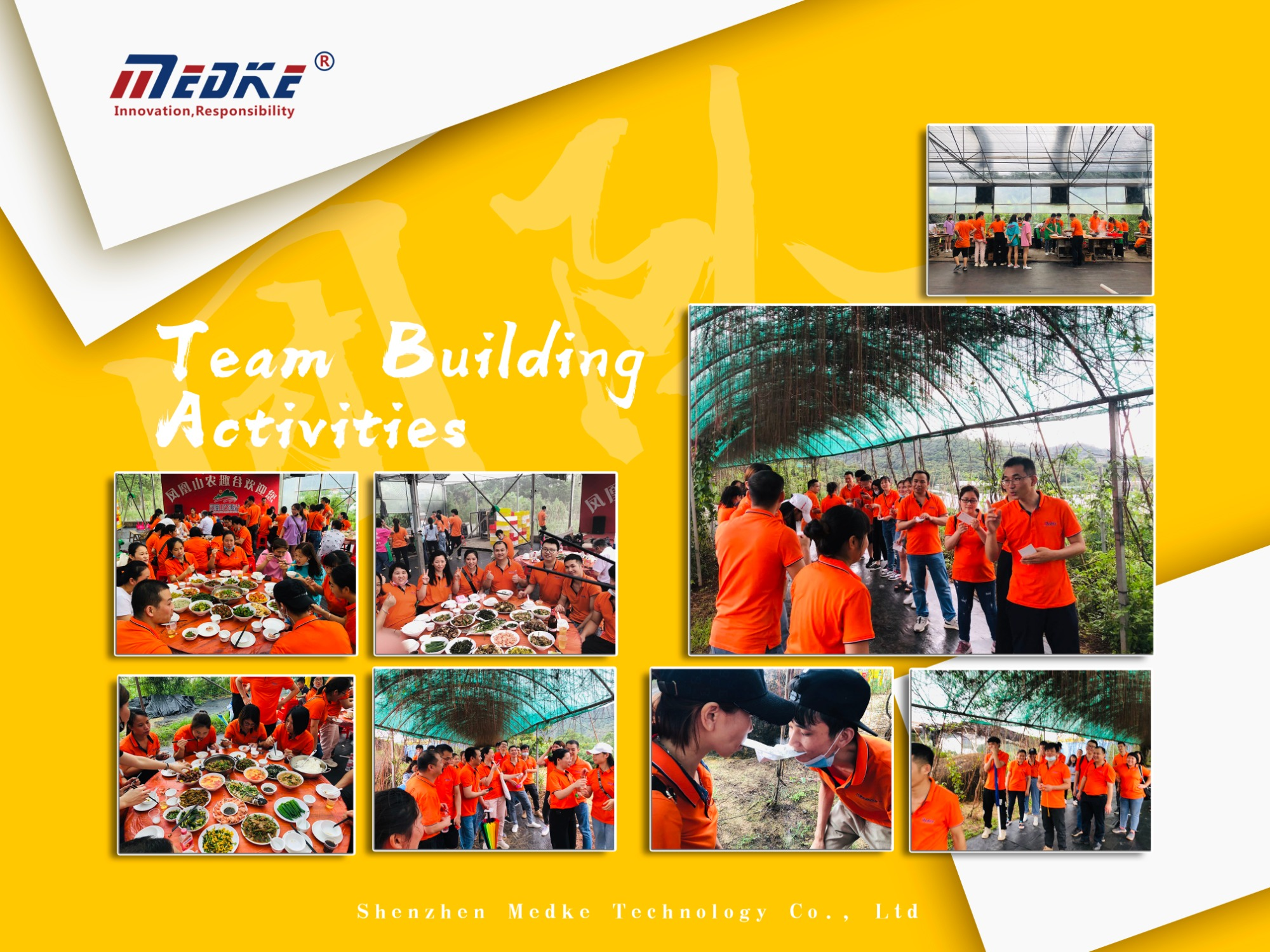 Medke Team Building Activities