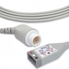 ECG trunk cables-Philips-HP
